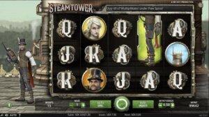 steam tower rtp